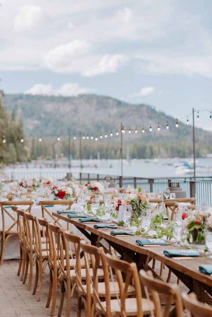Audere Events is a Lake Tahoe Wedding Planning company
