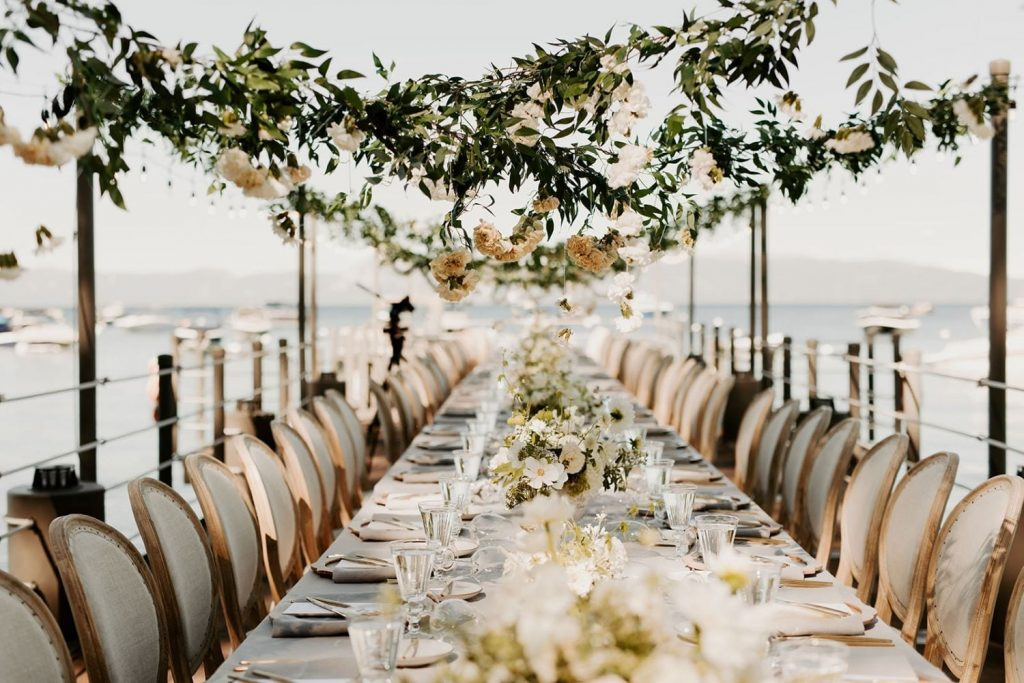 Forget Me Knot Events + Design Lake Tahoe Wedding Planner and Consultant