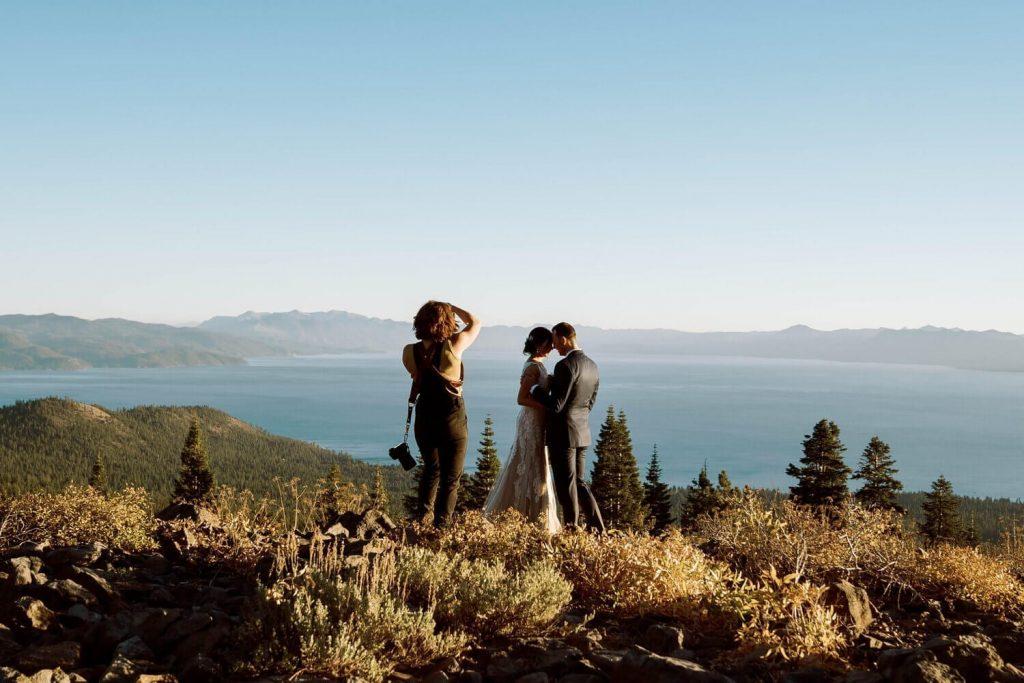 Ruthanne Z. Lake Tahoe Wedding Photographer