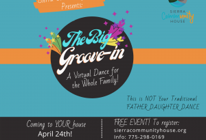 Lake Tahoe events: The Big Groove-In – Virtual Family Dance