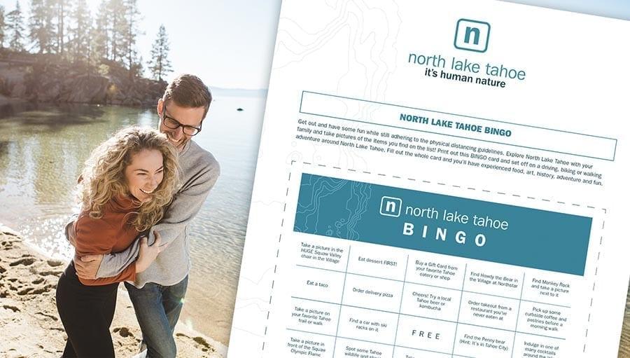 What's Trending - Tahoe Bingo