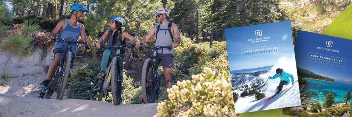Sustainability pledge at Lake Tahoe