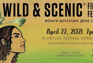 Lake Tahoe events: Virtual Wild & Scenic Film Festival