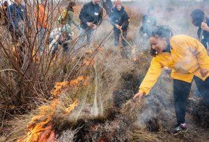 Lake Tahoe events: Science Speaks Series: Rethinking Fire: Cultural Bur...