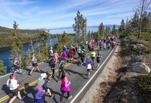 Lake Tahoe events: Lake Tahoe Marathon Events