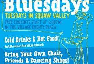 Lake Tahoe events: Bluesdays