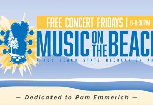 Lake Tahoe events: Music on the Beach