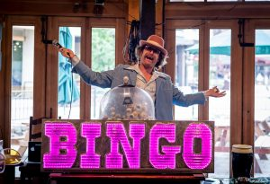 Lake Tahoe events: The Great Bingo Revival at The Village at Squaw Valley
