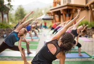 Lake Tahoe events: First Street Yoga