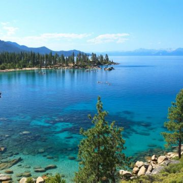Natural Retreats Lake Tahoe