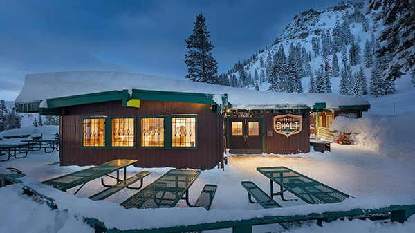 The Chalet at Alpine Meadows
