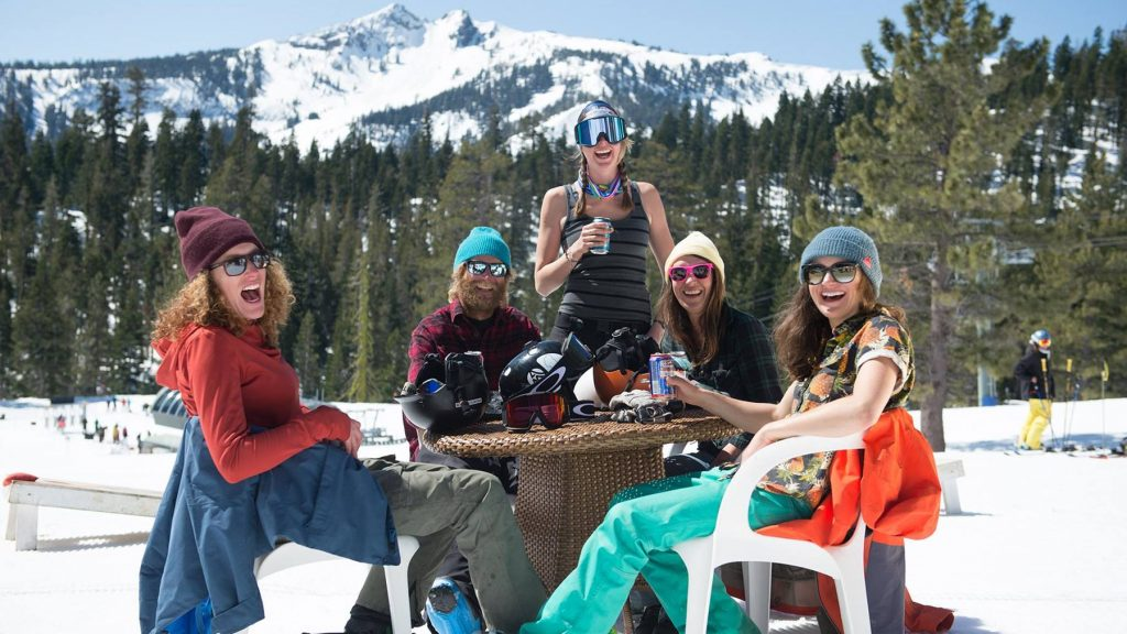 Ice Bar, Alpine Meadows